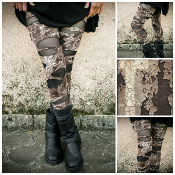 siskatank DUST leggings